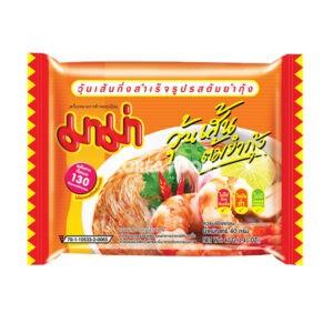 Mama (Shrimp) Tom Yum Koong-Mung Bean Vermicelli 40G