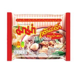 Mama Moo Namtok – Rice Noodle 55G