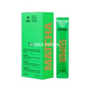 CHAI MATCHA X – Cinnamon Flavoured 50g (10g x 5)