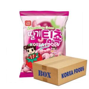 Strawberry Corns (30g x 18) Box