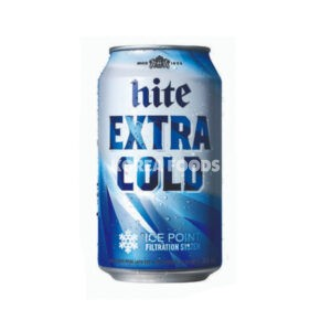 Hite Beer Can Abv 4.3% 355ml