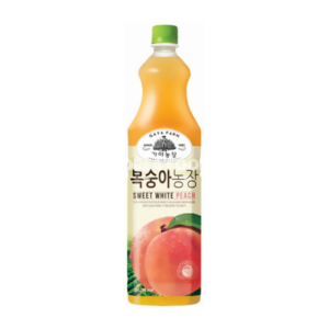 Sweet White Peach Farm 1.5L