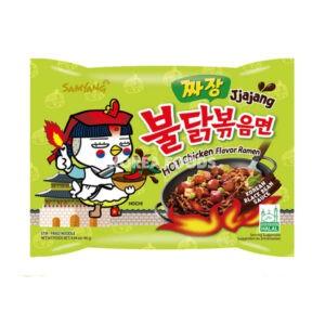 Hot Chicken Ramen Jjajang 140g