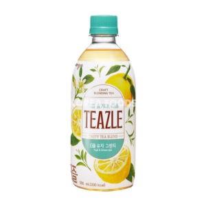 TEAZLE Citron & Green tea 500ml